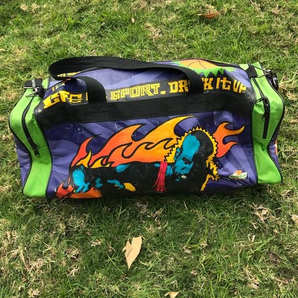 9ed4a0b95b2d Jordan Other - Michael Jordan Gatorade Duffle bag